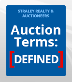CTA - Auction Terms